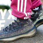 Wait What?! Yeezy 380 Onyx Reflective Review & On foot