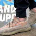 What Is Happening?? Yeezy 350 V2 Sand Taupe Review & On Foot