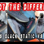 YEEZY BATTLE: YEEZY 350 V2 BOOST BRED VS BLACK STATIC VS CINDER