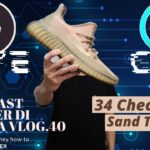YEEZY SAND TAUPE LIVE COP !!! CHECKOUT 34 PAIRS // VLOG.40