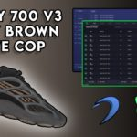 Yeezy 700 V3 Clay Brown Live Cop | Cybersole, Dashe