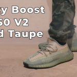 Adidas YEEZY 350 V2 Sand Taupe REVIEW