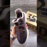 Adidas 阿迪达斯YEEZY Boost 350V2镂空椰子限定版 款爆米花潮流运动鞋 编号1328216