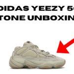 Adidas Yeezy 500 Stone Unboxing
