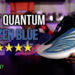 Adidas Yeezy Boost  Quantum Frozen Blue Review