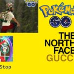 HOW TO GET FREE THE NORTH FACE X GUCCI CLOTHES IN POKEMON GO (Promo Code)