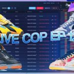 Live Cop Ep 12 – Yeezy 700 Sun, AJ4 Starfish, Nike Dunk Notre and Street Hawker – Prism, Sole, TSB