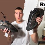 REVIEW ET UNBOXING DES YEEZY 700 V3 CLAY BROWN ( ON-FEET ) FR
