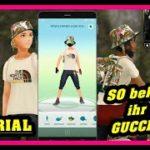 Tutorial : So bekommt ihr das North Face x GUCCI Outfit   Pokémon GO Deutsch # 1150