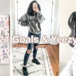 VLOG: Yeezy 700 V3 Clay Brown First Impressions & My 2021 Goals