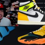 Wrath Live Cop | Vlog | Yeezy 700 Sun, Jordan 1 Volt
