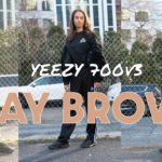 YEEZY 700v3 CLAY BROWN ON Foot Review and Styling Haul featuring WALL-E!