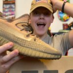 Yeezy 350 Sand Taupe (on foot review)