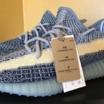 EARLY REVIEW! ADIDAS YEEZY 350 BOOST  ASH BLUE GY7657  COP OR DROP!?