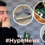 EL PRIMER YEEZY 350 del 2021 | Regresa STUSSY x NIKE | ¡NUEVO Sacai VAPORWAFFLE!  | #HypeNews Vol. 5