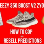 How to Cop Yeezy 350 v2 Zyon + Resell Predictions