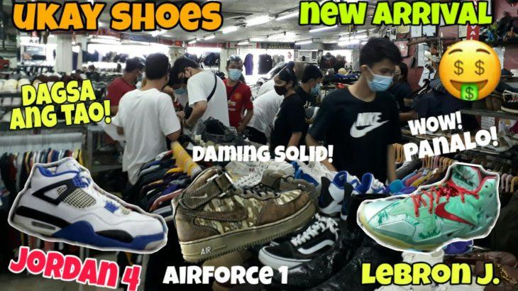 JORDANS,ULTRABOOST,YEEZY at iba pa!ukay shoes new arrival | solid at panalo! JBL munioz