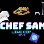 Live Cop Episode 5: PS5's, Yeezy 700 Suns, Jordan 4 Starfishes and more!