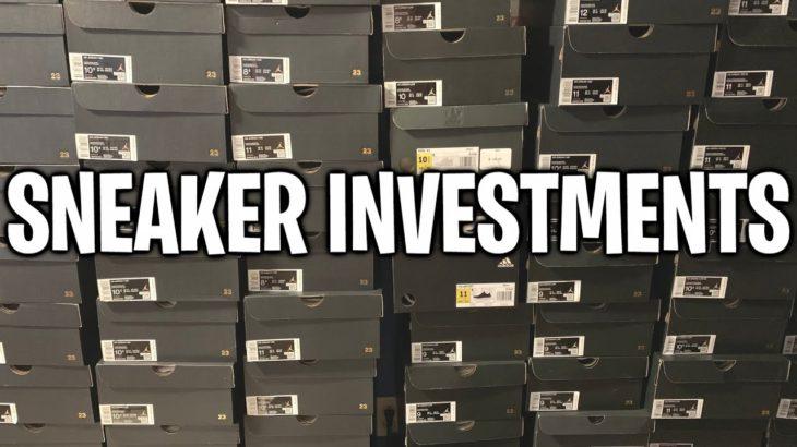 Sneaker Investments #14 (Jordan 1's, Yeezy 350's)