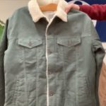 サーフ系 ファッション 雑誌 ジャケット グリーン Sprawls スプロールズ