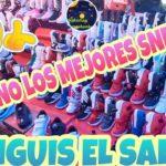 TIANGUIS EL SALADO TESOROS ESCONDIDOS TENIS NIKE JORDA YEEZY PUMA ADIDAS REBOOK CASI REGALADOS TODOS
