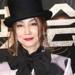 中島美嘉、個性派ジャケット&パンツコーデで存在感 「実力シンガー賞」受賞 「WEIBO Account Festival in Tokyo 2020」