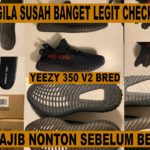 YEEZY 350 V2 BRED REAL VS FAKE // HOW TO LEGIT CHECK YEEZY 350
