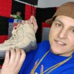 """Yeezy 500 High """"Shale Warm"""" – Unboxing & On Feet Review"""