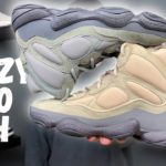 Yeezy Changing It Up! Yeezy 500 High Shale Warm & Mist Slate Review & On Foot
