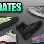 Yeezy Quantum Basketball Restock ! | FOG Air 1 Triple Black Release Date | Sneaker Updates 55