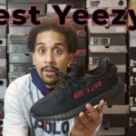 adidas yeezy 350 boost v2 black red