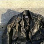 #1 ライダースジャケット