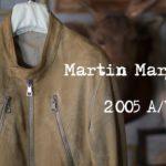 【マルタンマルジェラ5zipライダース】ずっと狙ってたレザージャケットやっと買えました。ハの字 メゾンマルジェラ maison martin margiela