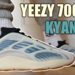 ADIDAS YEEZY 700 v3 KYANITE REVIEW & ON FEET + SIZING & RESELL PREDICTIONS