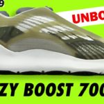 👻 ADIDAS YEEZY BOOST 700 V3 (Review & Unboxing)