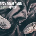 Adidas YEEZY FOAM RNNR MXT Moon Gray (Review)