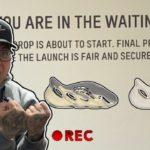 Adidas YEEZY FOAM RUNNER MXT MOON GRAY & SAND LIVE MANUAL COP! MUST COP FOR RESALE 📈📈📈
