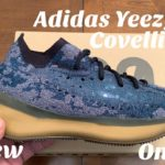 Adidas Yeezy Boost 380 Covellite Unboxing, Review & On Foot w/ McFly KOF. Covellite Yezzy 380 Review