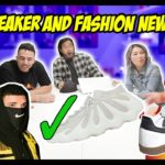 BEST YEEZY SNEAKER YET, JERRY LORENZO DOES IT AGAIN, RICHIE LE COLLECTION, AND MORE!