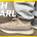 BETTER QUALITY!! Watch Before You Buy YEEZY 350 V2 Ash Pearl Review + On Feet