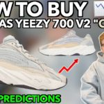 """DON'T SLEEP! HOW TO BUY adidas Yeezy Boost 700 V2 """"Cream""""   Resale Predictions   Manual Tips"""
