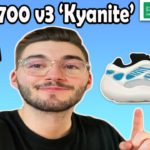 HOW TO COP The Yeezy 700 V3 'Kyanite' Manual Tips, Best Chances, & Resell Predications!