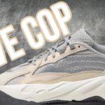 LIVE COP: Adidas Yeezy 700 V2 CREAM