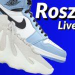 🔴 LIVE COP: Yeezy 450 Cloud White & Air Jordan 1 University Blue