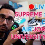 Live Cop: Nike x Supreme Dunks, Yeezy 450, Air Jordan 1 University Blue 2021 (10+ CLIP)