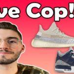 🔴 Live Cop : Yeezy 350 'Ash Pearl' & Jordan 3 Midnight navy! 🔴 | *Ask If You Need Help*