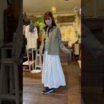 NANEA(ナネア)ミリタリージャケット(WOMENS)