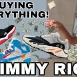 STIMMY MONEY SHOPPING SPREE BUYING EVERY AIR JORDAN & YEEZY! IM RICH BEAAATCH!!!