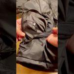 破けたダウンジャケットの簡単補修!#Shorts