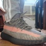 WOW! 🤩 adidas YEEZY 350 ASH STONE   ON FEET   REVIEW   UNBOXING